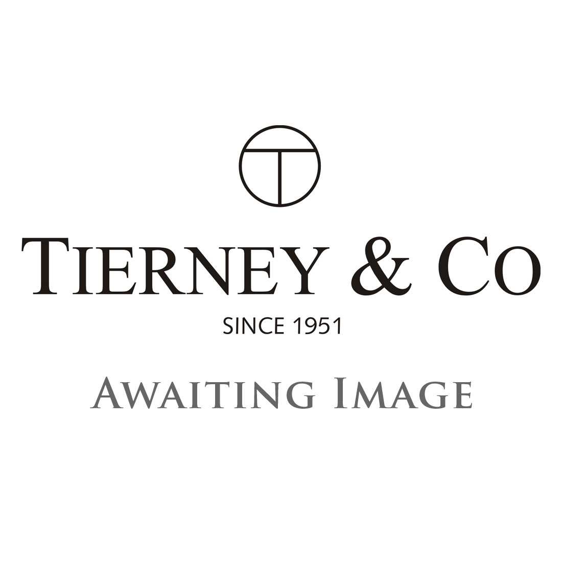 Galway Crystal Twist lamp & Silver Shade