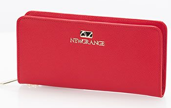 Newgrange Living Siena Purse (Red)