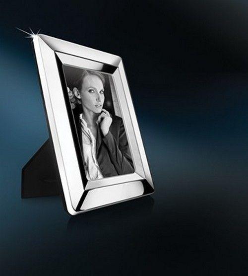 Newbridge Silver Medium Vartry Frame 5X7