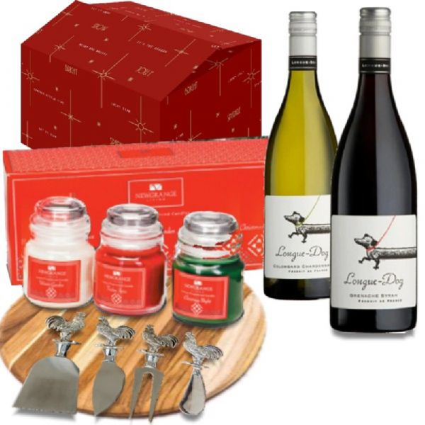 Cheese Party Gift Box B