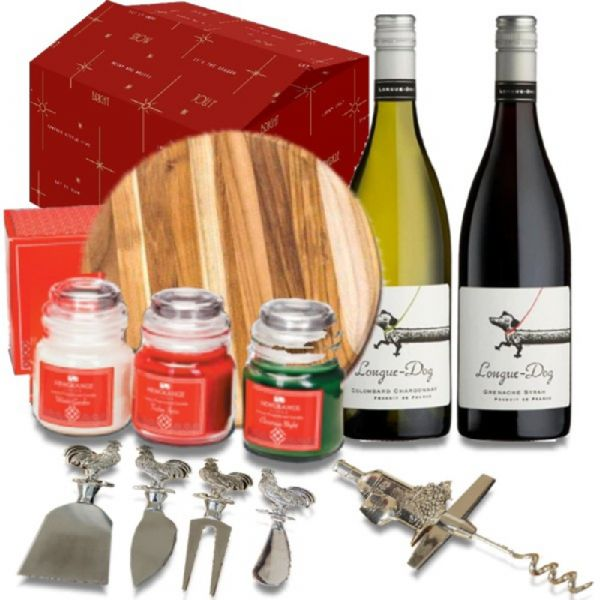 Cheese Party Gift Box C