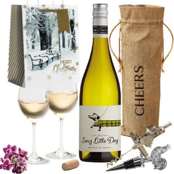 White Wine Party Set