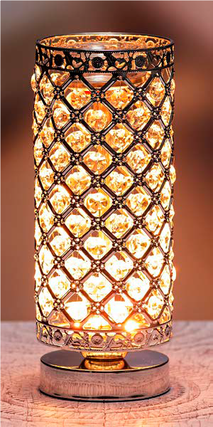 Elegance Colour Changing Aroma Lamp - Electrical